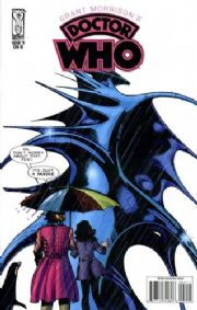 Grant Morrison's Doctor Who #2 Retail Variant (2008) IDW Publishing comic book